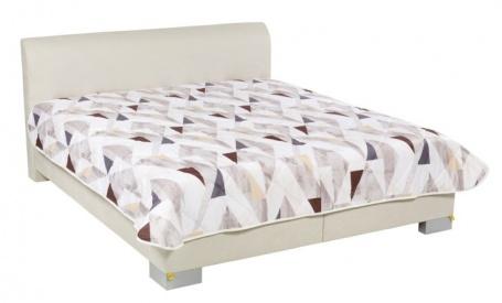 Čalúnená posteľ BIANKA deLuxe 160,180x200 s úložným priestorom