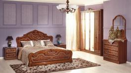 Spálňa Elizabeth - orech