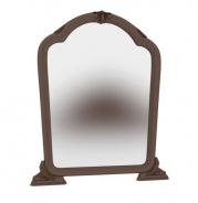 Nástenné zrkadlo Elizabeth - orech