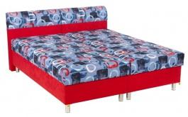 Čalúnená posteľ PAMELA 160,180x200cm s úložným priestorom