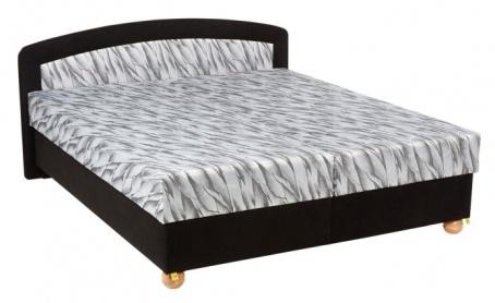 Čalúnená posteľ VANESA 160,180x200cm s úložným priestorom