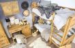 Poschodová posteľ masív ACC 07 - výber morenia