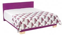 Čalúnená posteľ IVANA deLuxe 160,180x200cm s úložným priestorom