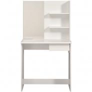 Toaletný stolík Kana - biela