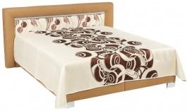 Čalúnená posteľ ŠARLOTA deLuxe 160,180x200 cm