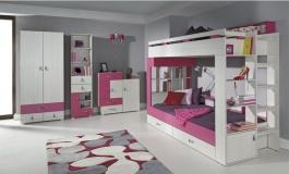 Detská izba Adela I - výber farieb
