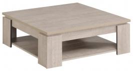 Konferenčný stolík Norty - dub sivý