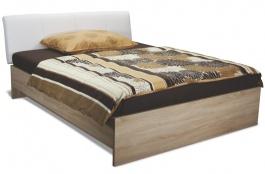 Manželská posteľ s úložným priestorom REA Saxana Up 180x200 cm - výber farieb