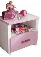 Detský nočný stolík Rose