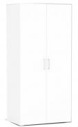 Šatníková skríňa REA Venezia 1 - biela