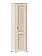 Skriňa 1-dverová do predsiene Annie, pravá - dub provence biela
