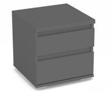 Nočný stolík REA Amy 1 - graphite