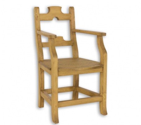 Stolička s opierkami SIL 12 vidiecka