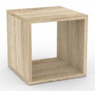Multifunkčný stolík REA Block - dub bardolino