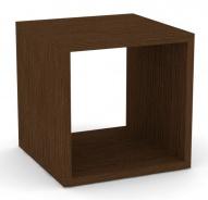 Multifunkčný stolík REA Block - wenge