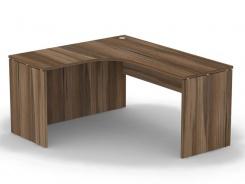 Rohový stôl REA Play - orech rockpile