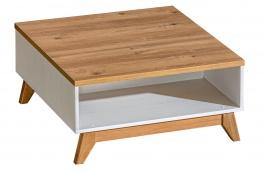 Konferenčný stolík Olaf - borovica andersen/dub nash