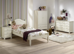 Detská izba Richie II - biela