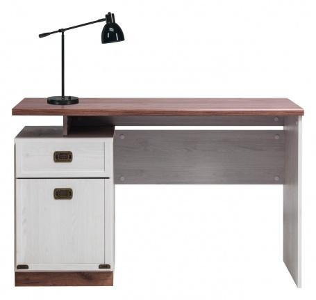Písací stôl MAGIC - dub / smrekovec sibírsky