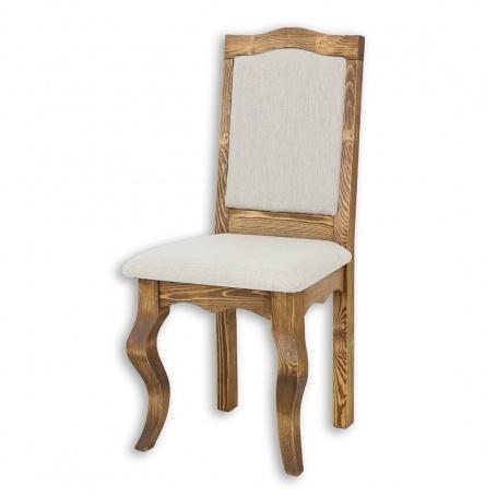 Jedálenská stolička rustikálny LUD 15