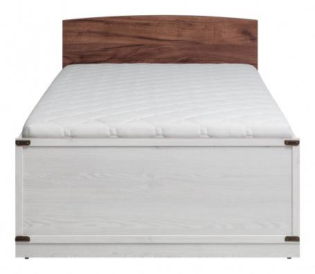Detská posteľ MAGIC 90x200cm - dub / smrekovec sibírsky