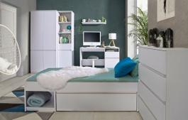 Študentská izba Liana I - arktická biela