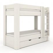 Detská poschodová posteľ REA Pikachu pravá - navarra
