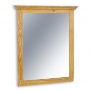 Zrkadlo s dreveným rámom COS 03 - výber morenia