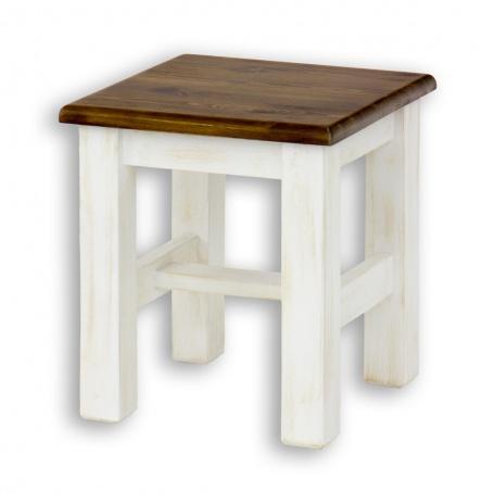 Drevená stolička / stolík SIL 21