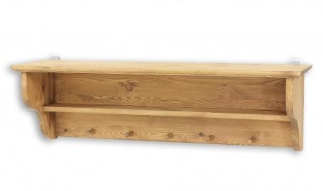Drevená polička sedliacka COS 11