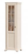 Vitrína 1-dverová Annie, ľavá - dub provence