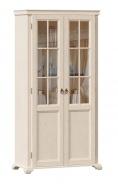 Vitrína 2-dverová Annie - dub provence
