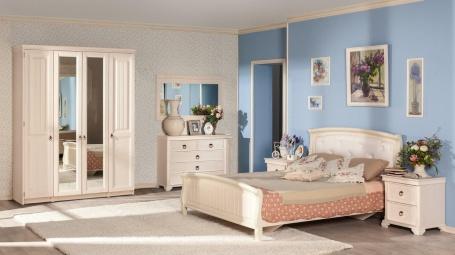 Spálňa Annie 3 - dub provence