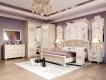 Nočný stolík s dvoma zásuvkami Sofia - v priestore