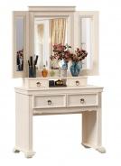 Toaletný stolík so zrkadlom Annie - dub provence