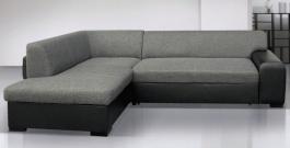 Rozkladacia rohová sedačka Minos M1100 / S21 ľavá