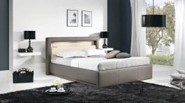 Čalúnená posteľ AVALON s osvetlením 180x200cm