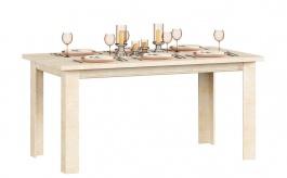 Jedálenský stôl Sofia - béžová/lento