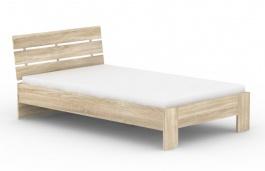 Študentská posteľ REA Nasťa 120x200cm - dub bardolino