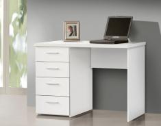 Písací stôl Net 106/935 - biely