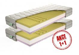 Sendvičový matrac Biana 1+1 Zdarma - penová