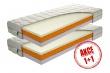 Zdravotný matrac Lea 1+1 Zdarma - Visco pena