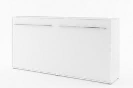 Výklopná posteľ 140 Concept PRO CP-04 biela
