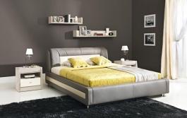 Čalúnená posteľ AXEL 160x200cm