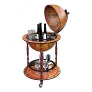 Barový stolík, čerešňa, GLOBUS 2 - 324