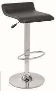 Barová stolička KROKUS A-044 čierna