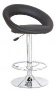 Barová stolička KROKUS C-300 čierna
