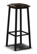 Barová stolička LOFT L4 čalúnenie / kov
