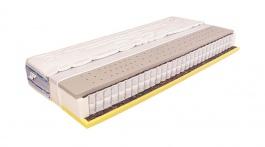 Antibakteriálny pružinový matrac Venta - 2 tuhosti