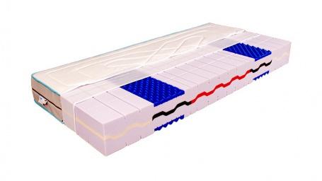 Zdravotný matrac Lila soft (110 Kg) - antidekubitný